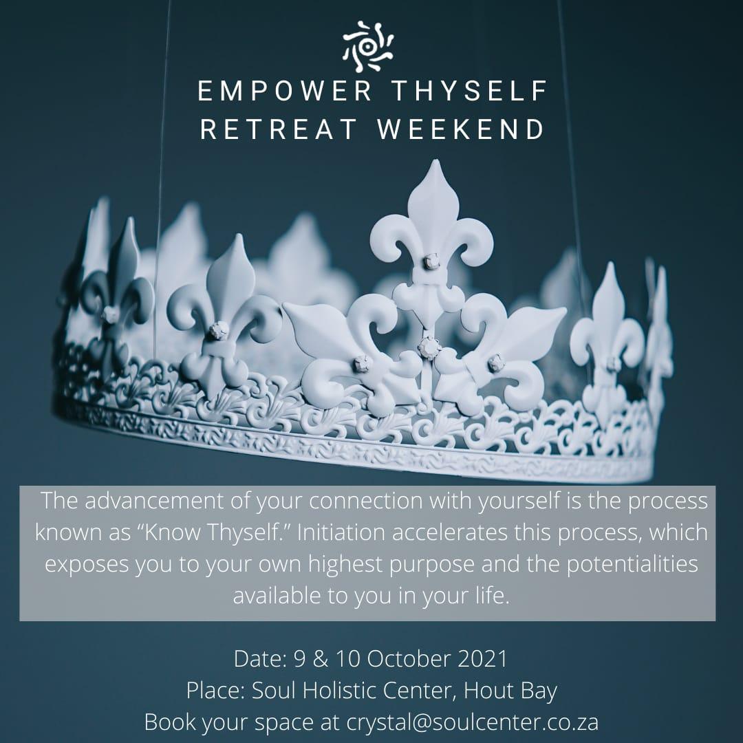 Empower Thyself poster
