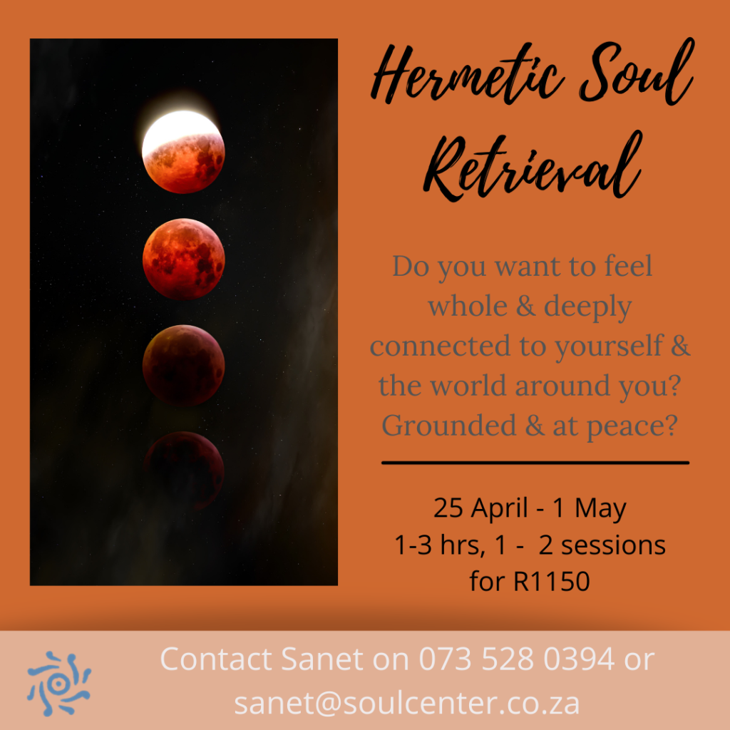 Do you want to feel whole and deeply connected to yourself & the world around you? Grounded & at peace?
