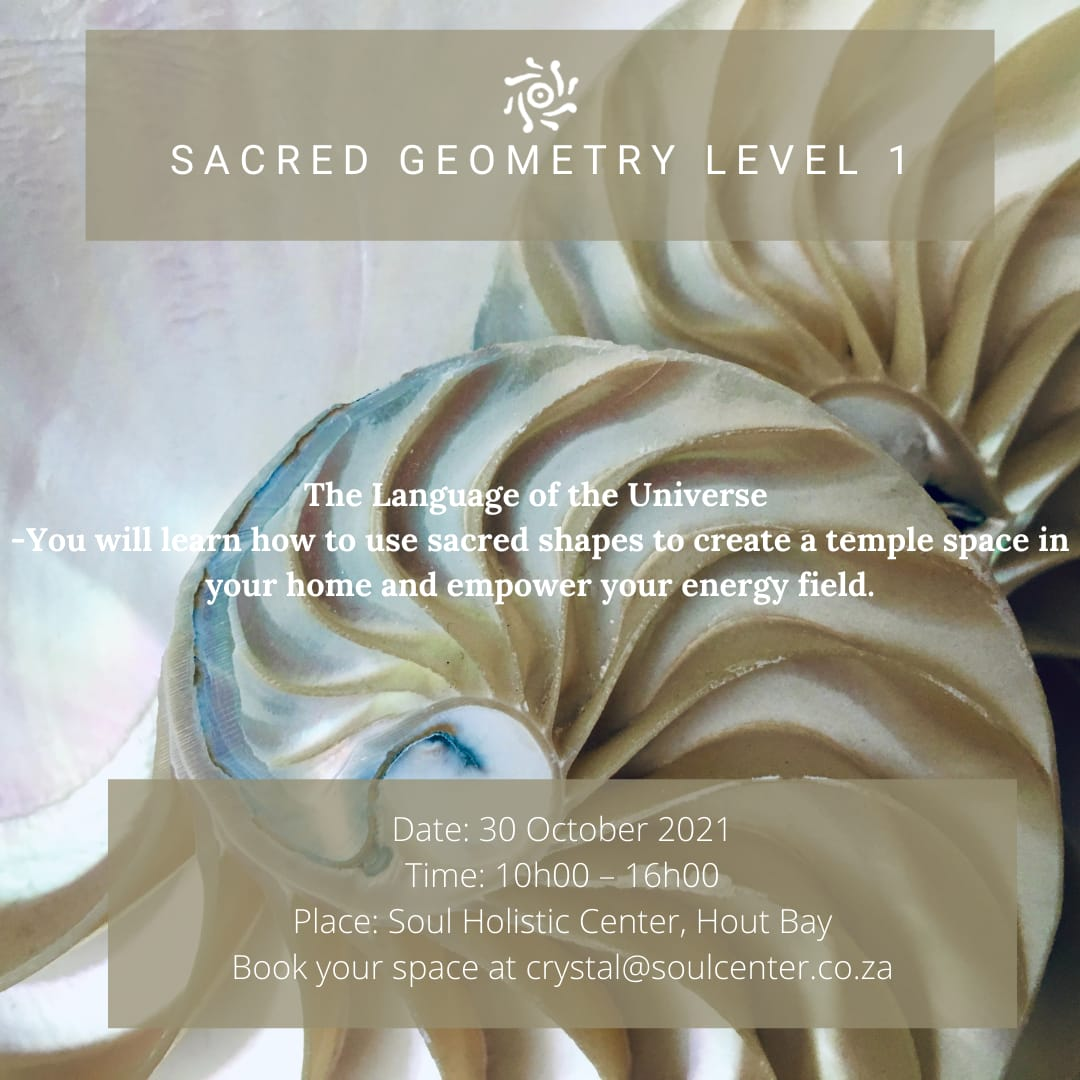Sacred Geometry Level 1 poster
