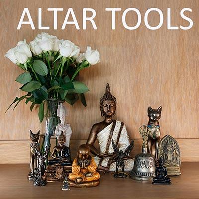 Soul Center Altar Tools